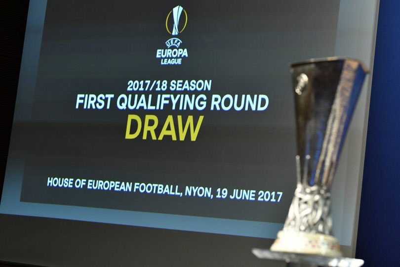 A brief summary of how your @Dafabet #WPL sides fared in today&#39;s #UCL and #UEL First Round Draws can be found here!  http:// bit.ly/2srCcZV  &nbsp;  <br>http://pic.twitter.com/7yc9ubsr0R