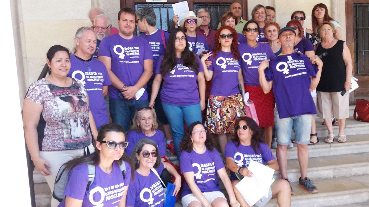 #19JAlertaFeminista Alicante por Pacto d...