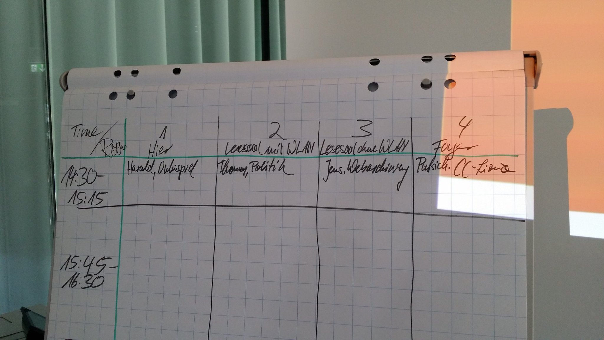 #Archivcamp Zeittafel. https://t.co/tYdUQrmHJu