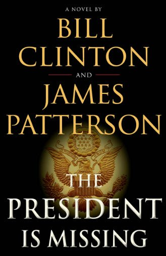 Bill Clinton and James Patterson collaborate on mystery novel, The President is Missing https://t.co/vYLh5k6qpQ https://t.co/YcTXlR9Kh4