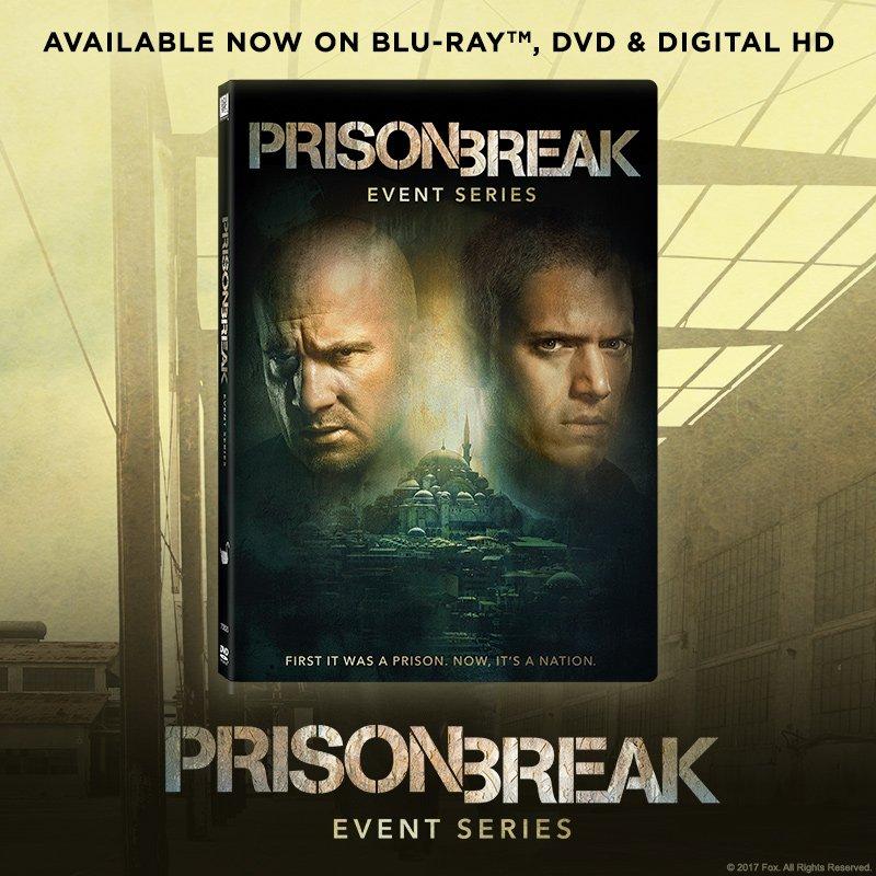 Prison Break Prisonbreak Twitter