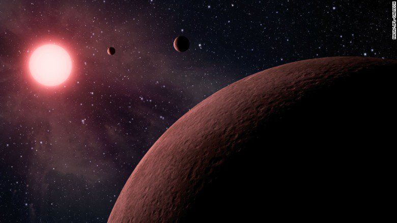 NASA says its Kepler mission has discovered 10 Earth-size exoplanets and 209 others https://t.co/y6RDvYXeCZ