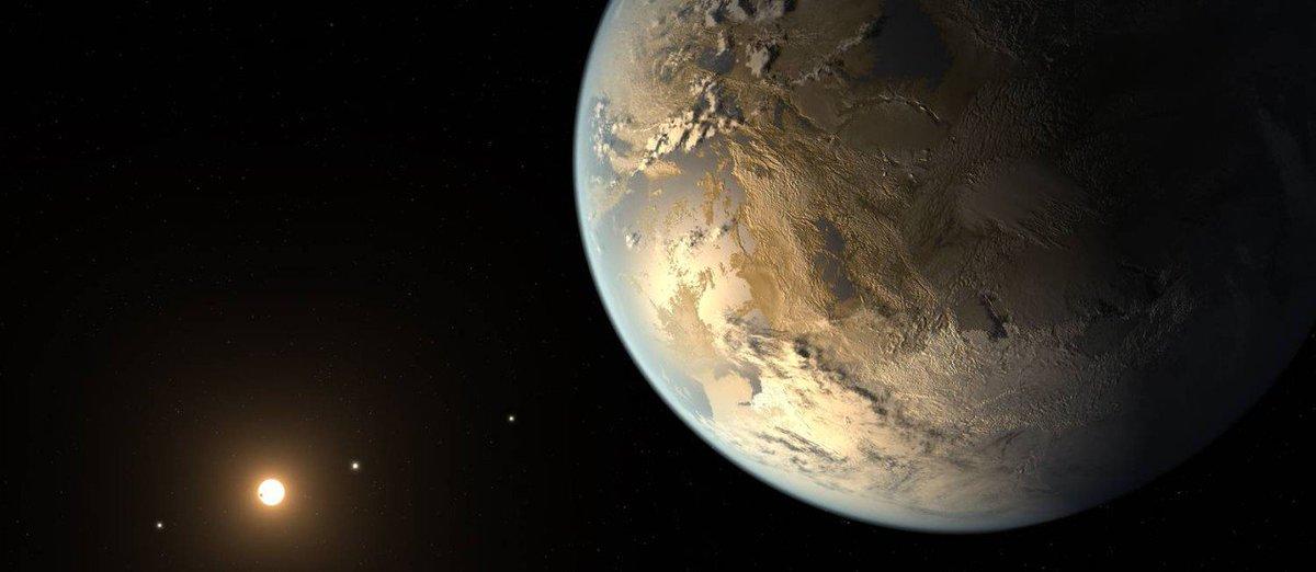 Nasa anuncia descoberta de novos exoplanetas candidatos a 'irmãos' da Terra. https://t.co/o7Ikvo5mC9
