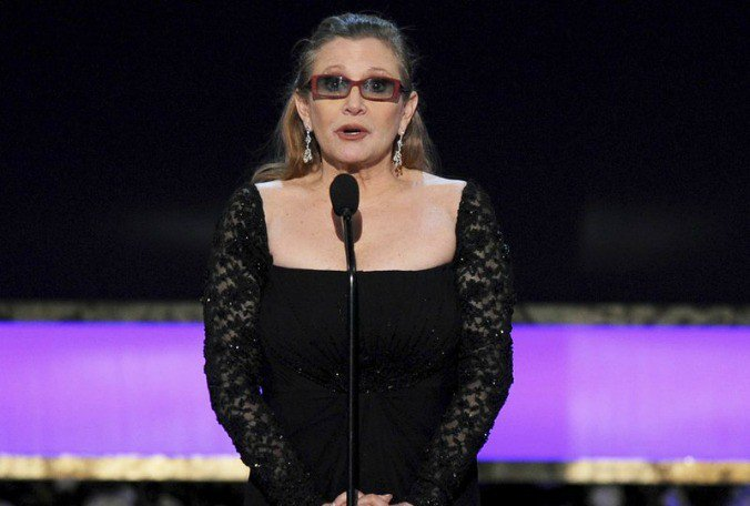 Cocaine, other drugs found in Carrie Fisher's system