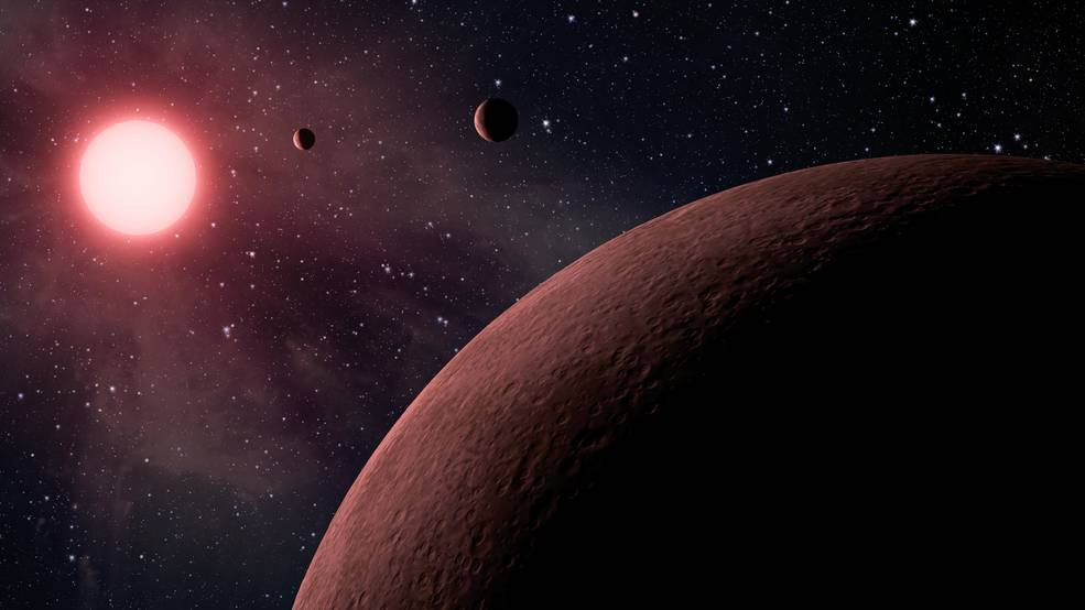 NASA Just Discovered 10 Earth-Like Alien Planets - https://t.co/YZ8xyWVffq