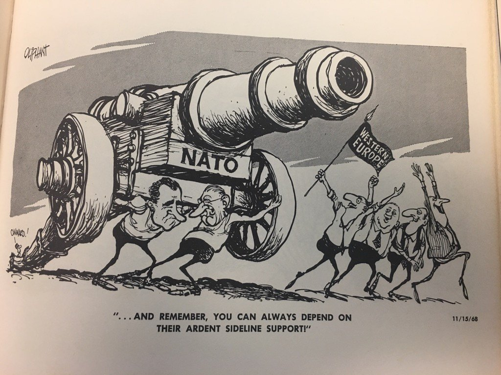 Pat Oliphant cartoon from 1968. The more things change...