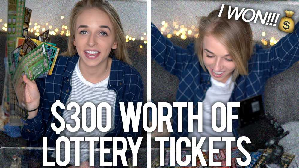 Have you seen this past weekends new video yet?! SCRATCHING $300 WORTH OF LOTTERY TICKETS >>> youtube.com/watch?v=eQq364…