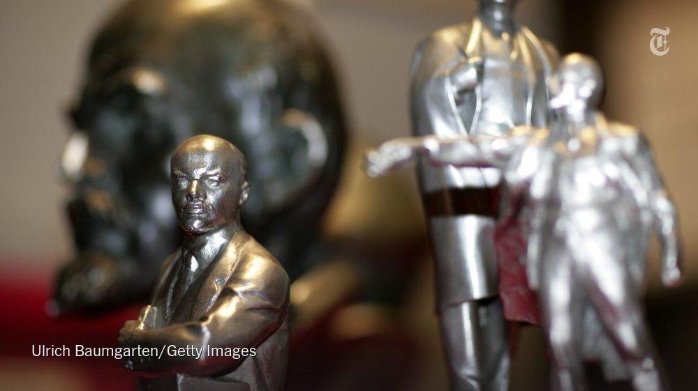 Was Lenin really a German spy? Plenty of Russians thought so. https://t.co/5uoOYFmVpo