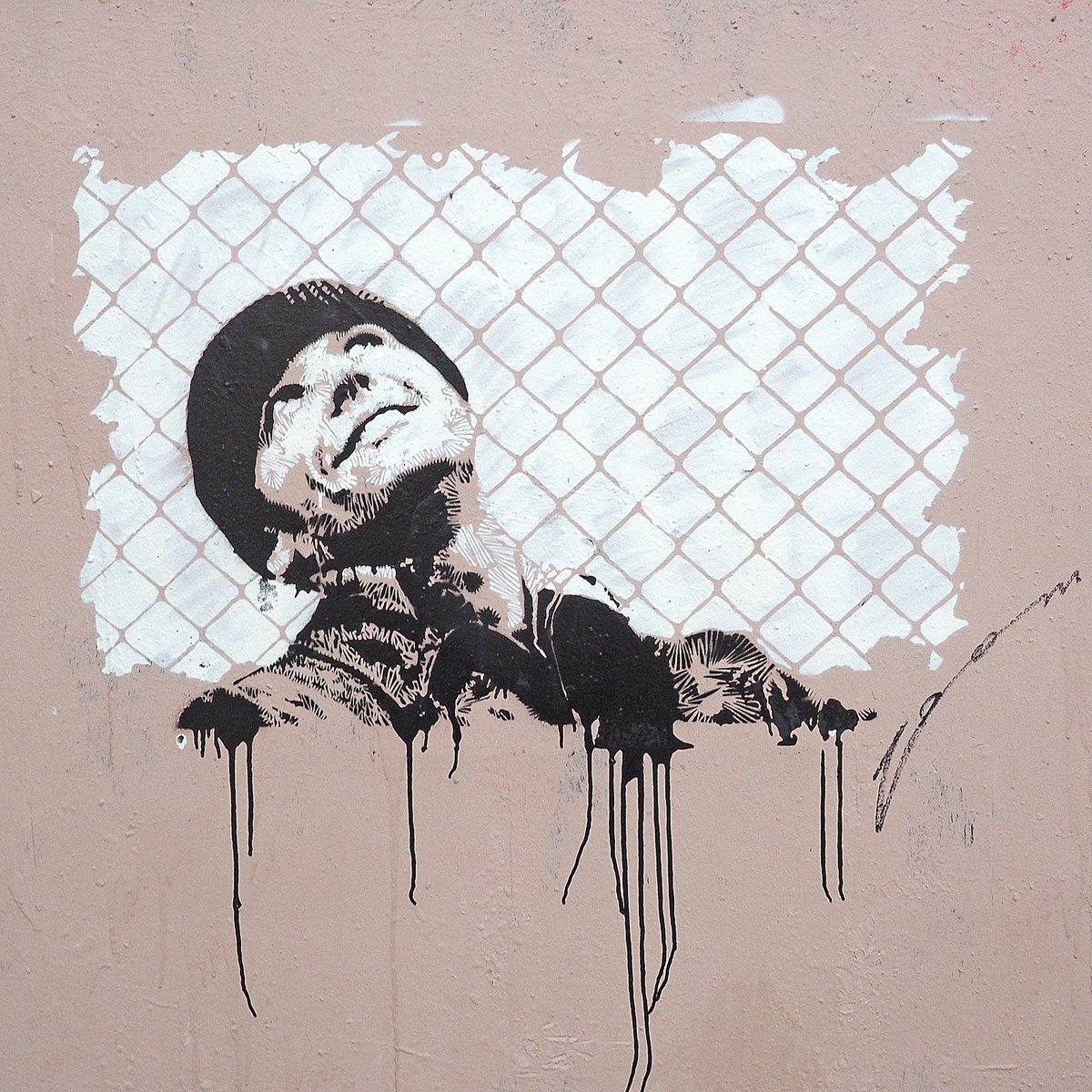 ONE FLEW OVER THE CUCKOO&#39;S NEST (1975) by artist #Zoom in #Moscow #streetartcinema #streetart  #OneFlewOverTheCuckoosNest #Film #cinema<br>http://pic.twitter.com/gb5Mo3mzto