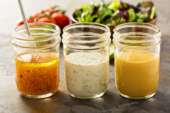 Quick Blend Whole 30 Mason Jar Sauces