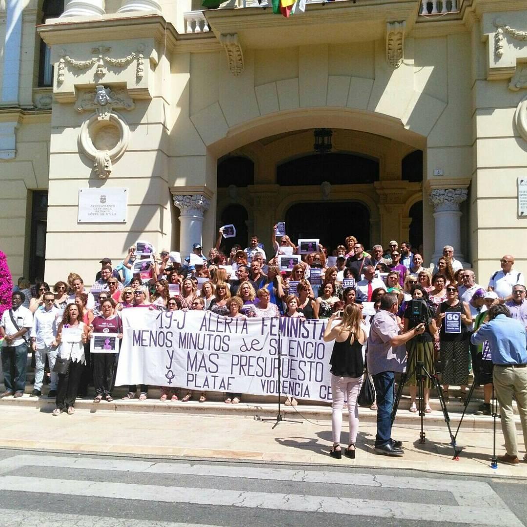 #19JAlertaFeminista #19JVamosPorTodas  #...