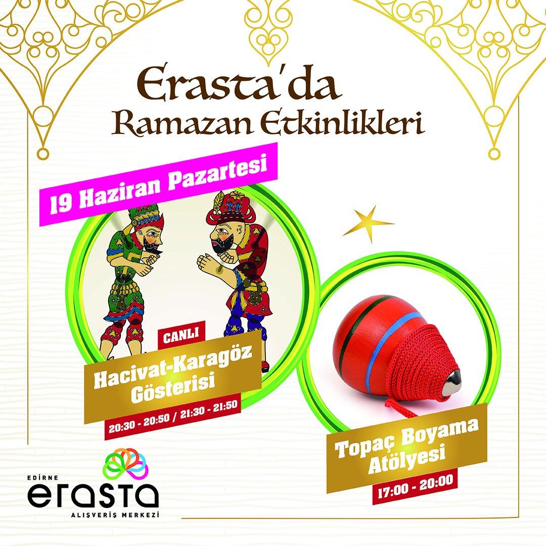 Erasta Edirne Avm On Twitter Ramazanın Son Günlerinin Tadını