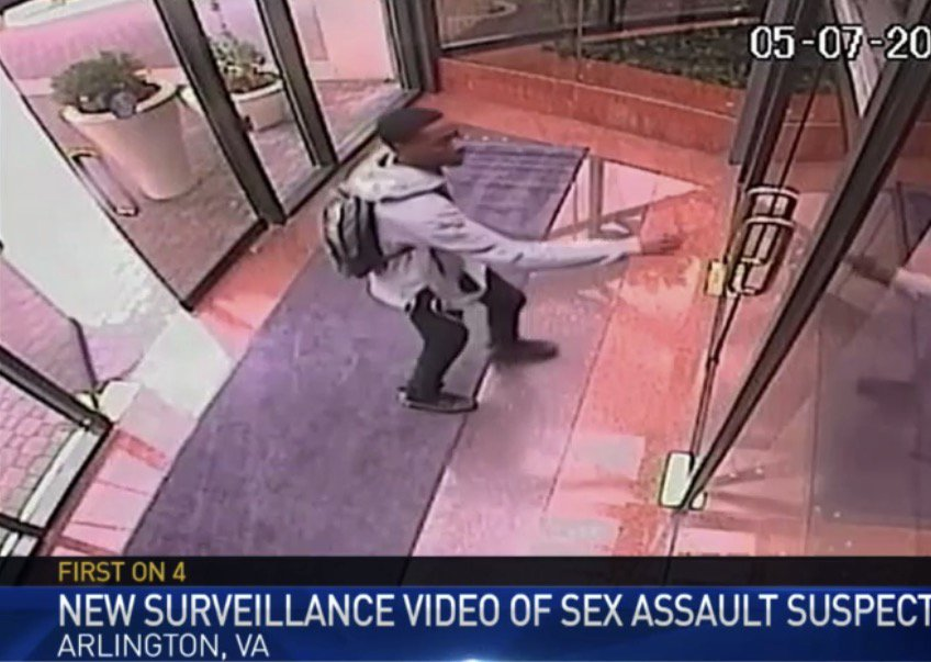 At 11AM on @nbcwashington  we&#39;ll show you *NEW* clear video police hope will help catch suspect in Arlington sex assault case. #NBC4DC <br>http://pic.twitter.com/s40AYSFVqV