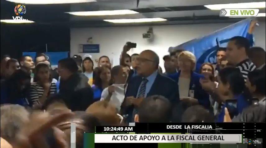 #19Jun Vicefiscal Rafael González: