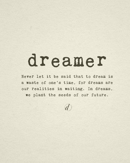 """Stop thinking. Start dreaming."" #InspiringExcellence #Motivation<br>http://pic.twitter.com/Jj7oNcuaU7"