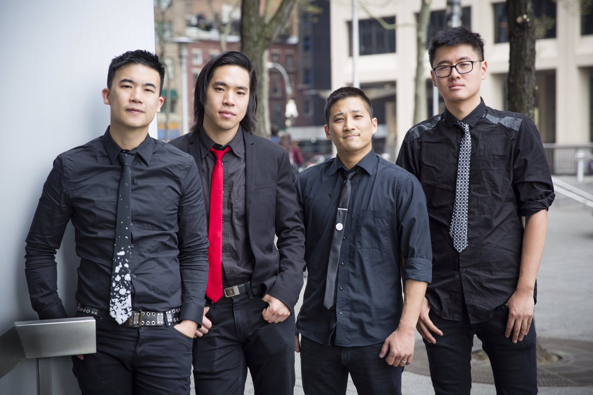 Big free speech win today! Supreme Court rules against government for refusing to grant trademark to Asian-American rock band The Slants.