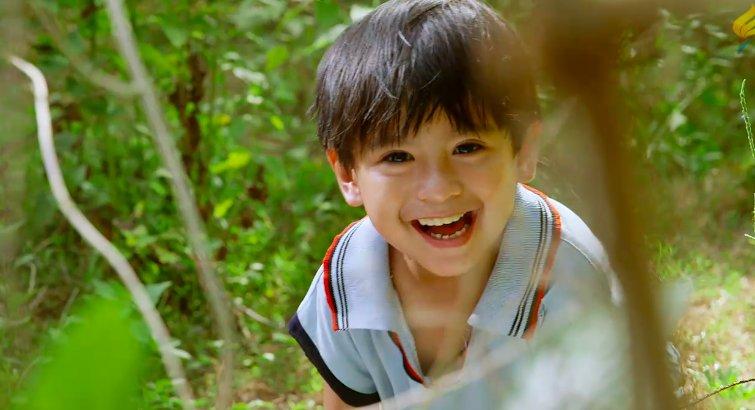 Hindi ako pa-hard-to-get, Little Tristan...