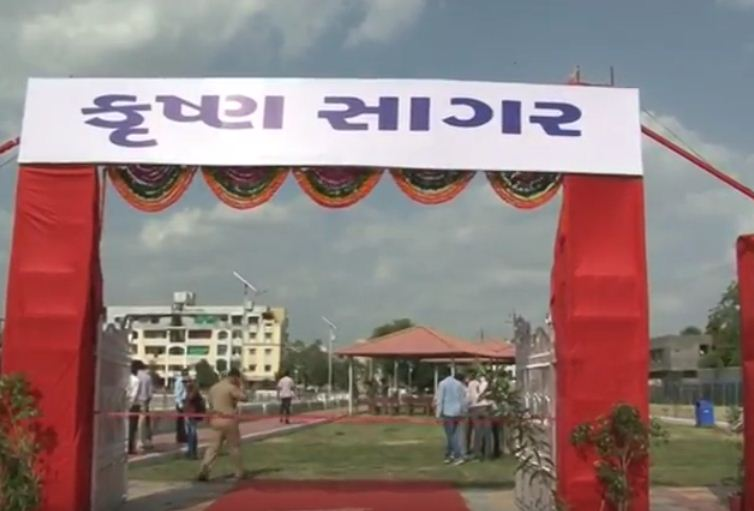 Valsad gets 100-bed municipal hospital, Vadodara gets beautified pond