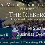 Issue 11 of The Iceberg's Business Events World is out with a third JMIC Case Study #GED17 #eventprofs: https://t.co/SMtF9lHyaJ …