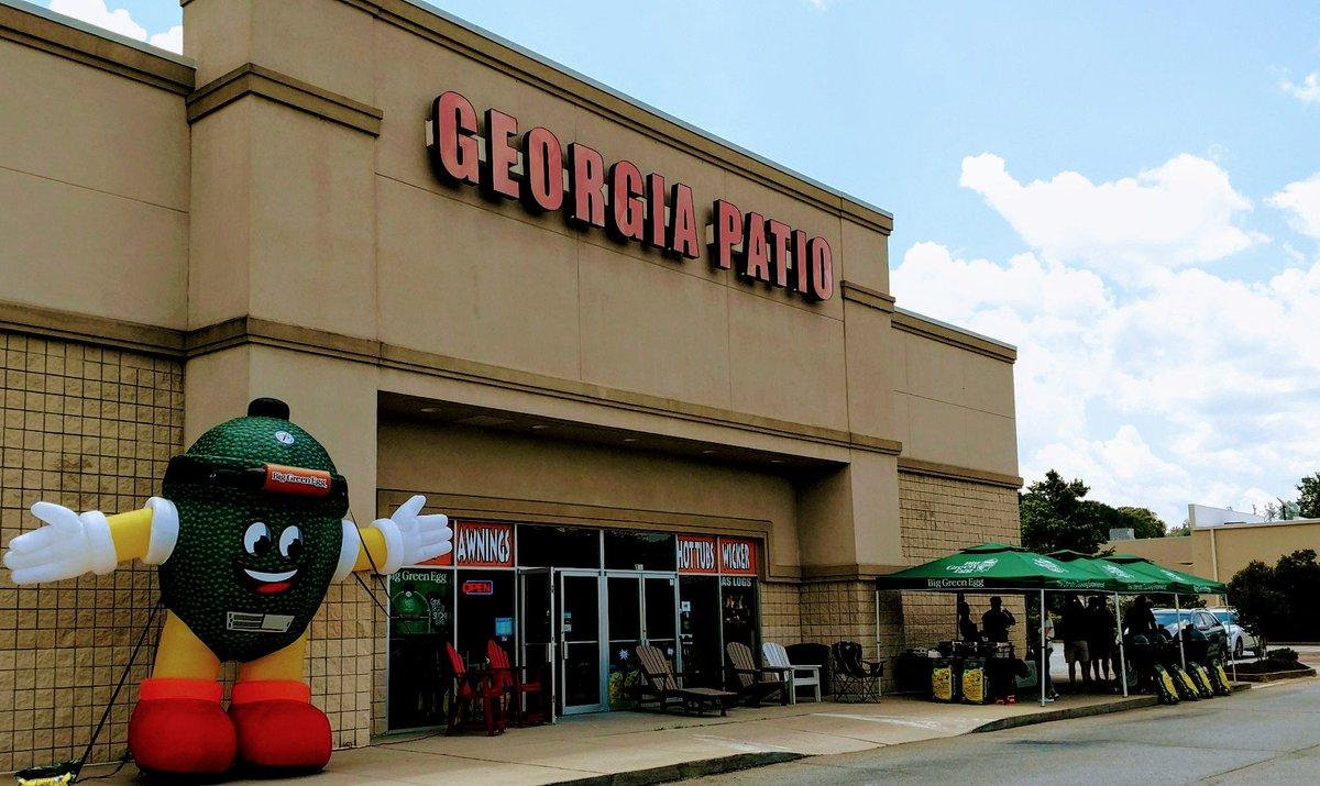 Georgia Patio GeorgiaPatio Twitter - Georgia patio