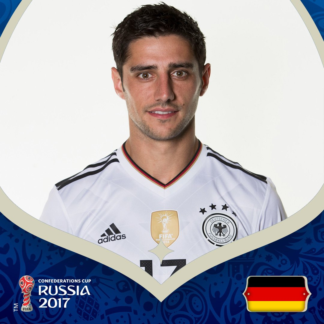 #ConfedCup | GOAL! 🇦🇺0-1🇩🇪 Lars Stindl opens the scoring on 5'! #AUSGE...