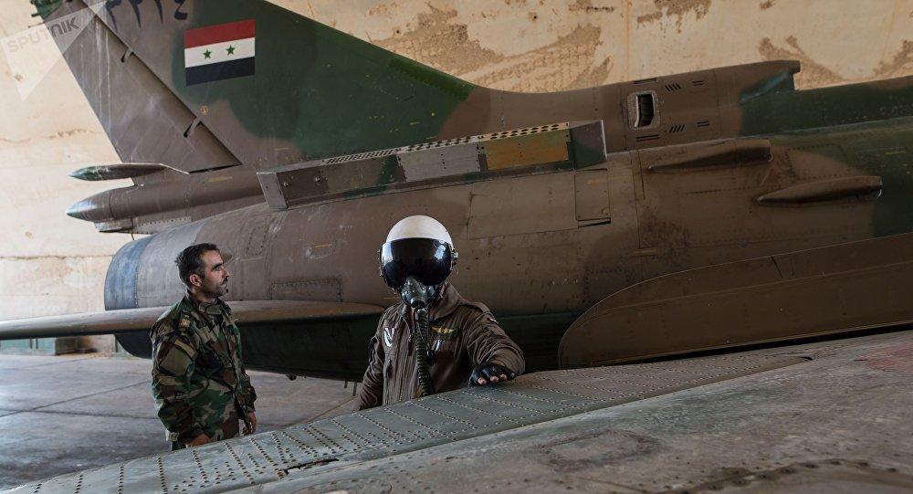 Su-22 derrubado: guerra na #Síria está entrando em uma nova fase? https://t.co/0J7pb3mUx8
