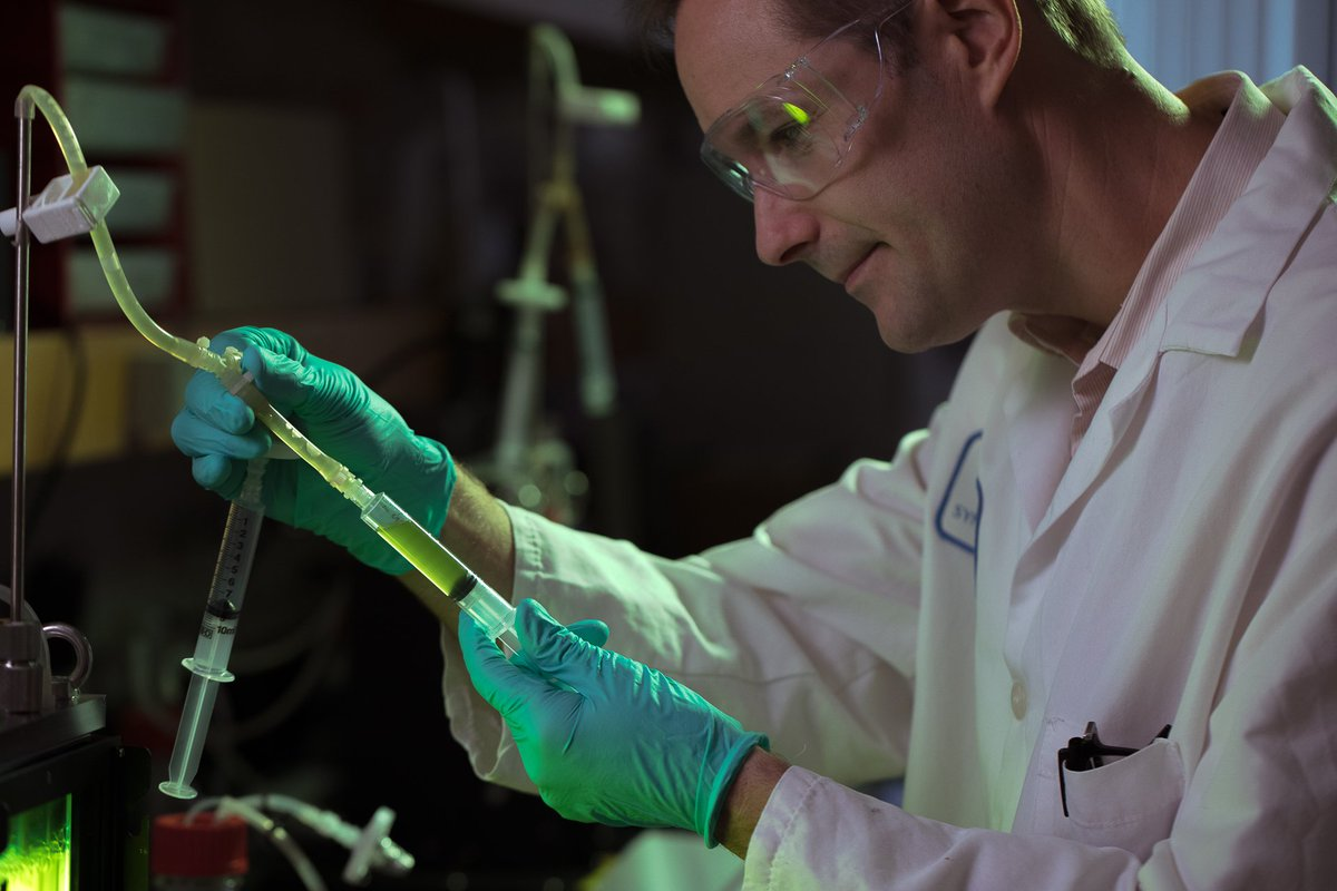 #ExxonMobil and @SynGenomeInc report breakthrough in algae biofuel research  http:// exxonmobil.co/2rwcphy  &nbsp;  <br>http://pic.twitter.com/7aSA387TaZ