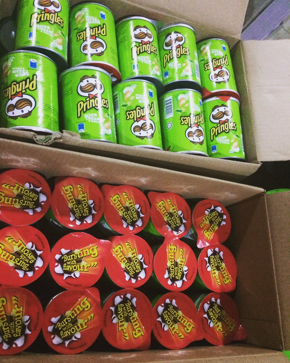 For office distribution tomorrow!! Yayyyy!! #Pringles #Monde #Nissin #MondeNissin <br>http://pic.twitter.com/GxzuHd5WCj