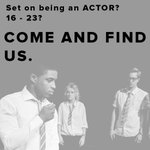 Do you want to be an actor?  Well, then we have something you may be interested in:     #SE23 #youngactor #ForestHill https://t.co/y1Rxiu1ceb