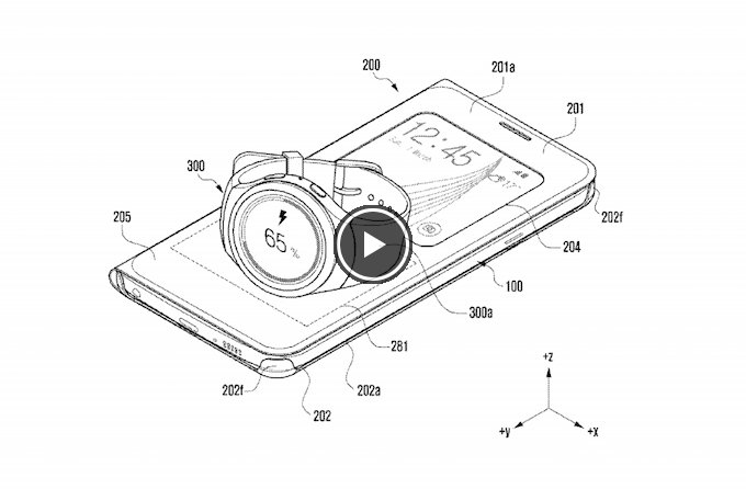 #Samsung #Patents #Smartphone case that #Could #Wirelessly #Charge your Gear #Watch    http:// wp.me/p67m4w-lEJ  &nbsp;  <br>http://pic.twitter.com/hhhXBMrgTA