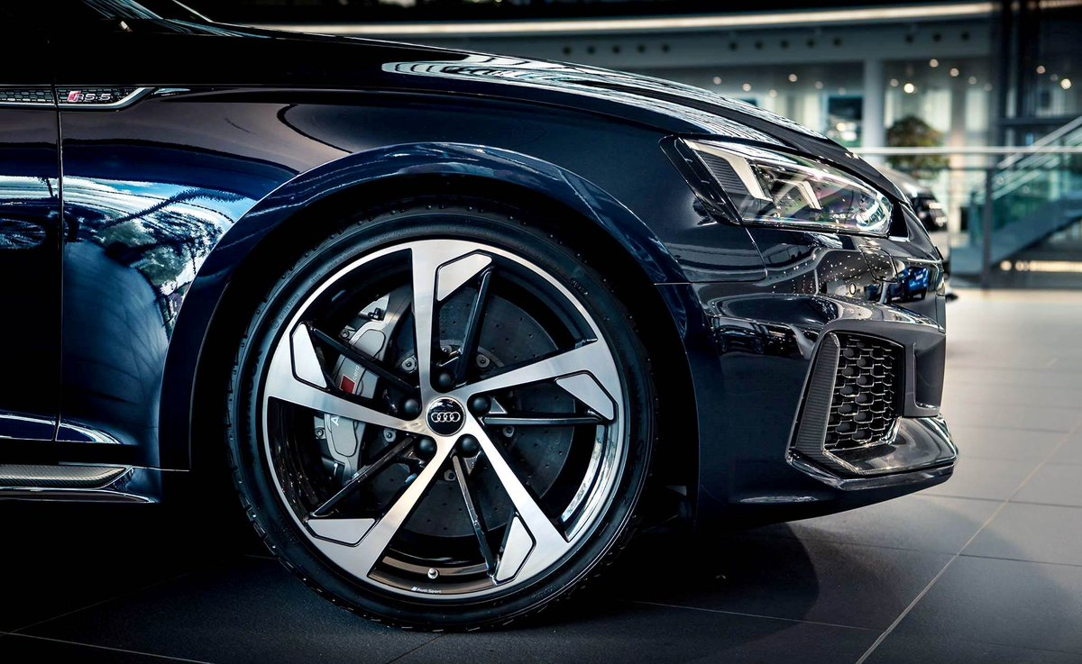 How could I dance with another? #AudiRS5 📷 Gency-Photographie