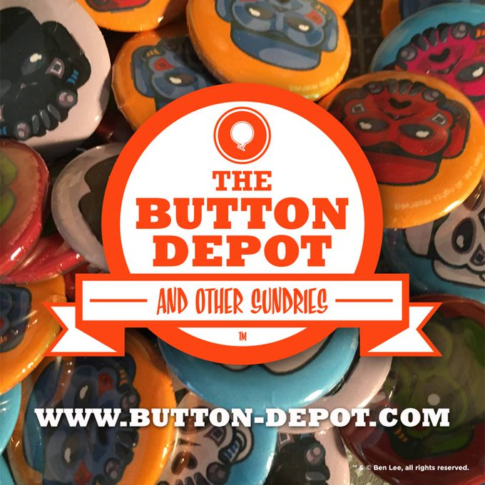 The Button Depot & Other Sundries by mangalee