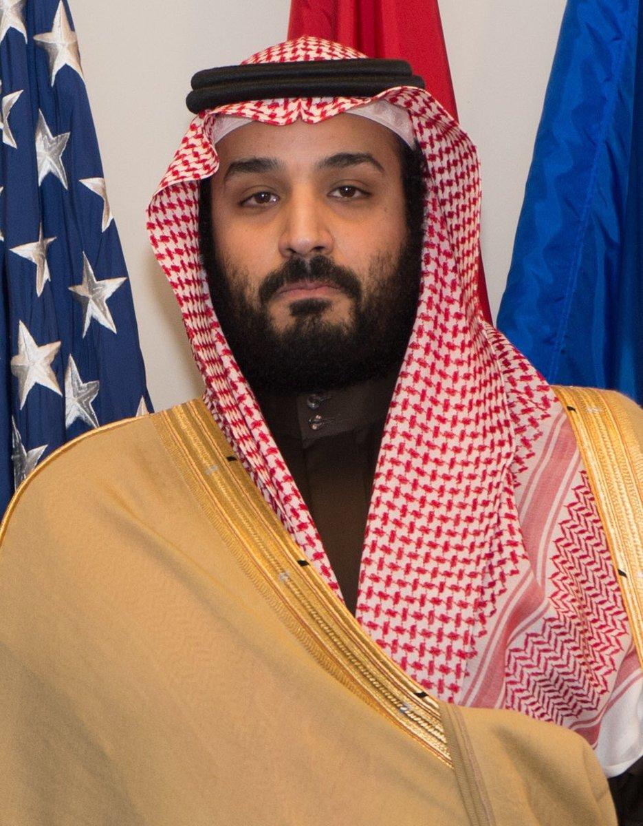 R O B O B E On Twitter محمد بن سلمان يلبس ثوب الدفة