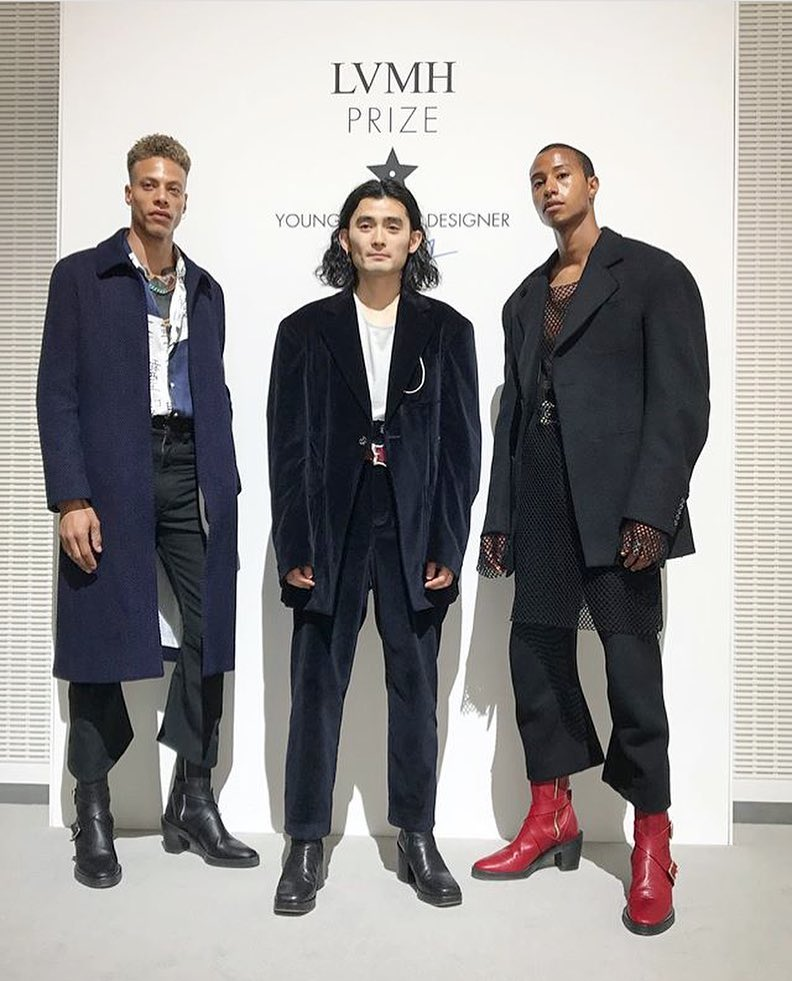The New School On Twitter Parsonsalumni Kozaburo Akasaka Mfa Fashion Design Society 16 Wins 2017 Lvmhprize Of 150 000 Euros Https T Co Pkkgavgonk Https T Co Ib3pcdvltu