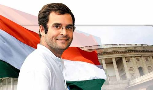 Happy birthday to u our congrees vice President of India rahul Gandhi ji