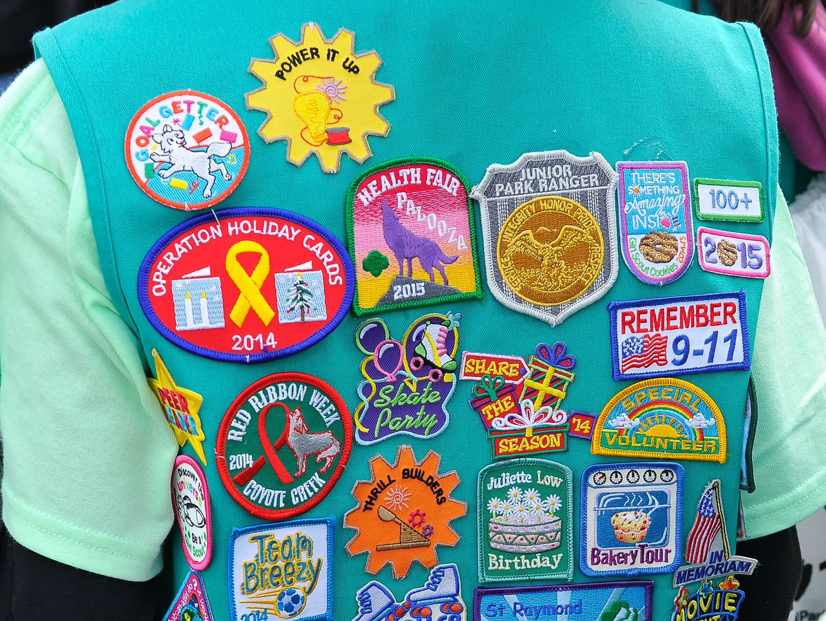 .@GirlScouts team up with Palo Alto for #cybersecurity merit badges bit.ly/2srVqOY