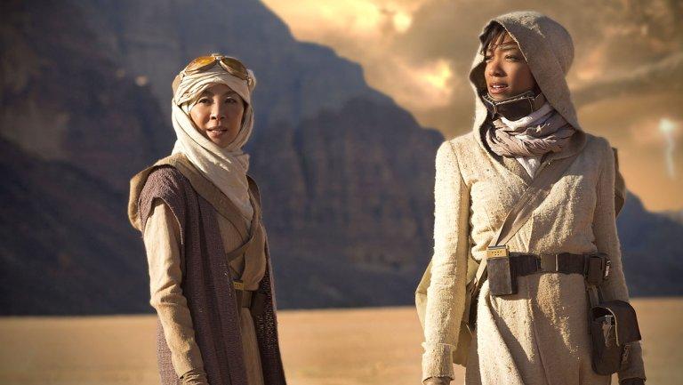 #StarTrekDiscovery gets premiere date, split first season rollout http...