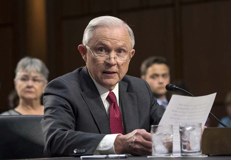 Sessions: Softened approach to drug enforcement led to surge in drug abuse and violent crime