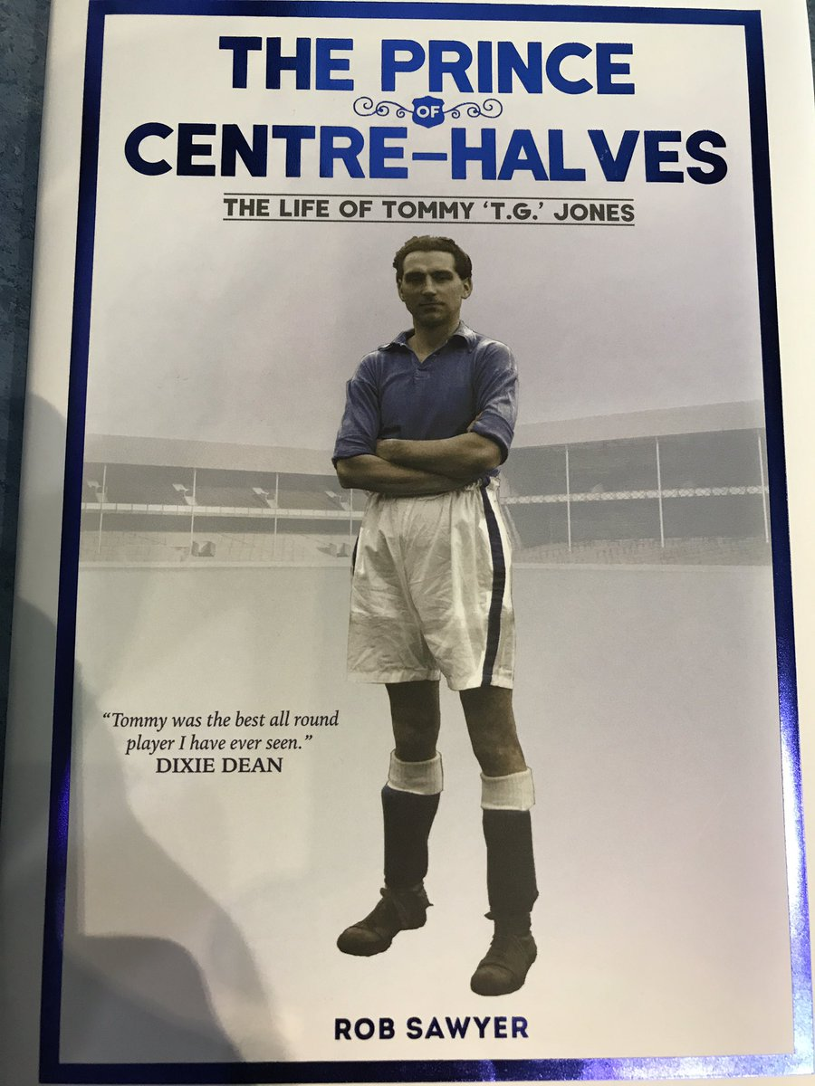 COMPETITION: Fancy a winning a copy of the fantastic @robsawyer70 book on T.G. Jones? Follow us and RT to enter. Winner tomorrow at 12! #EFC <br>http://pic.twitter.com/Py7ZC3RrYJ