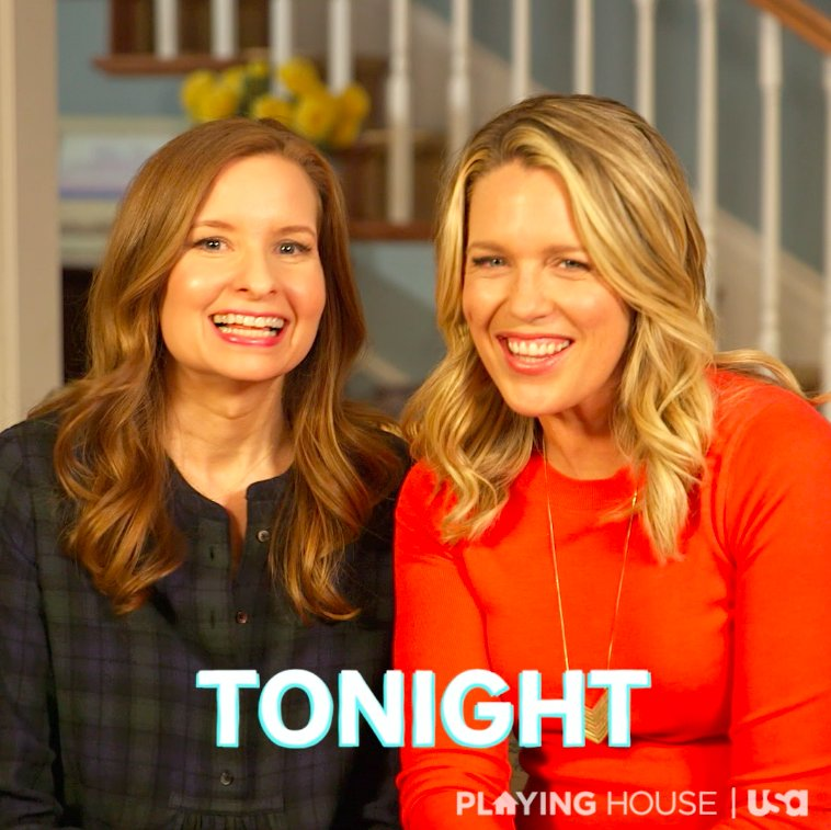 IT'S 👏  HERE 👏    Season 3 of #PlayingHouseUSA premieres TONIGHT at 11...