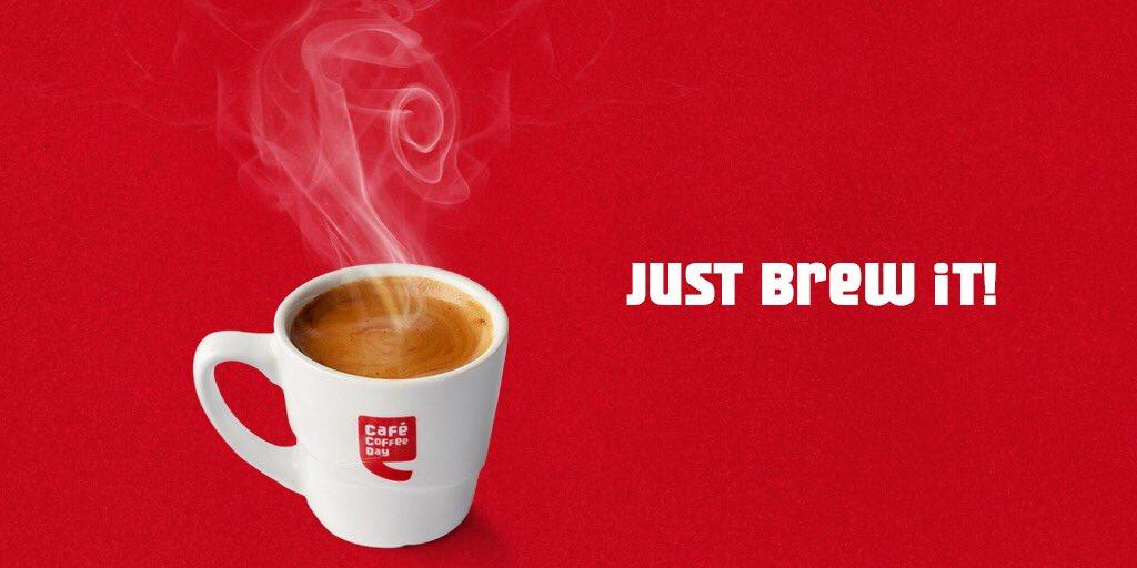 Cafe Coffee Day On Twitter Hi Daman We Love Spreading Joy
