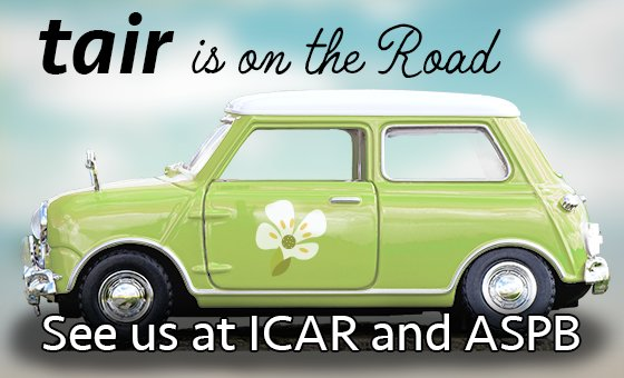 TAIR staff will be at #ICAR2017. Come to a talk and hear the latest news, or visit our booth and pick up the latest cool laptop stickers! https://t.co/JqD5k0aHNk