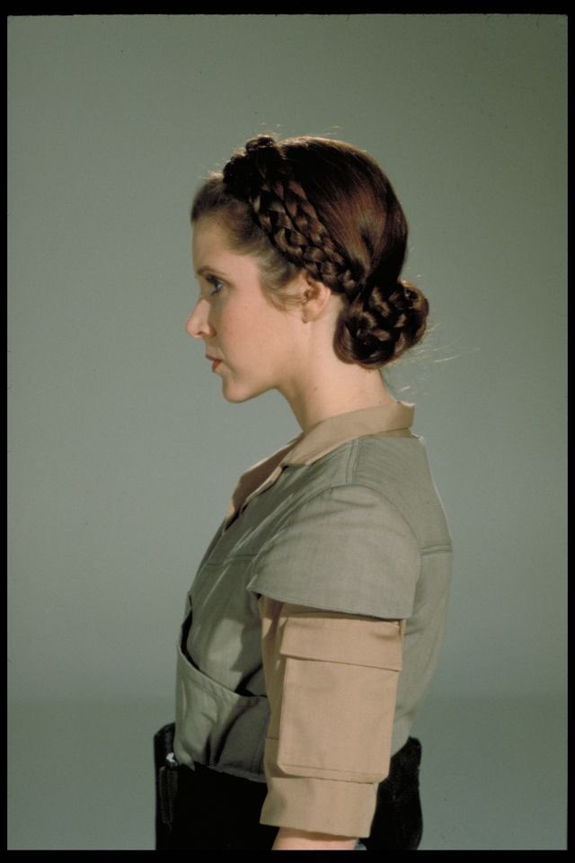What a pretty profile!  #starwars40th #CarrieFisher <br>http://pic.twitter.com/XBYgg2E4aB