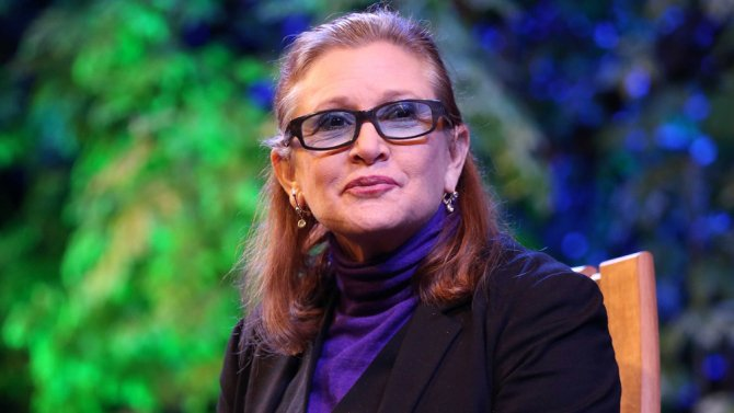 Carrie Fisher had cocaine, heroin, ecstasy in her system, autopsy show...