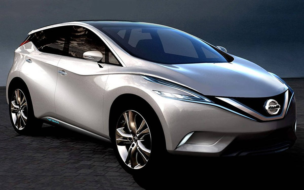 new car models on twitter 2019 nissan murano concept changes specs features. Black Bedroom Furniture Sets. Home Design Ideas