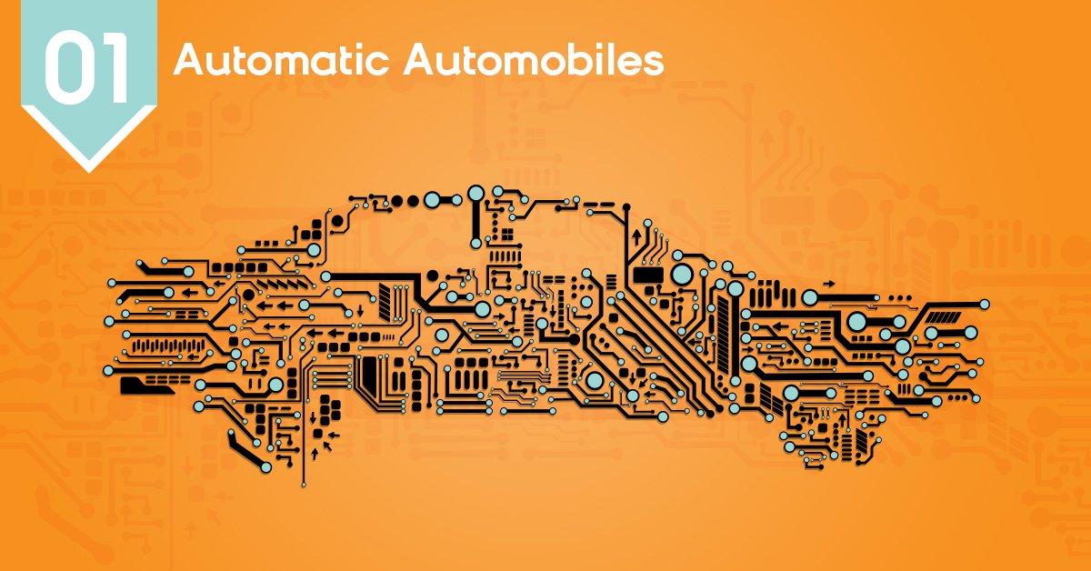 Los vehículos autónomos están a la vuelta. Pronto podrás ver tu binge watch list de volada mientras vuelas a través del tráfico. #TechWeek https://t.co/4Jm5wKOcUr