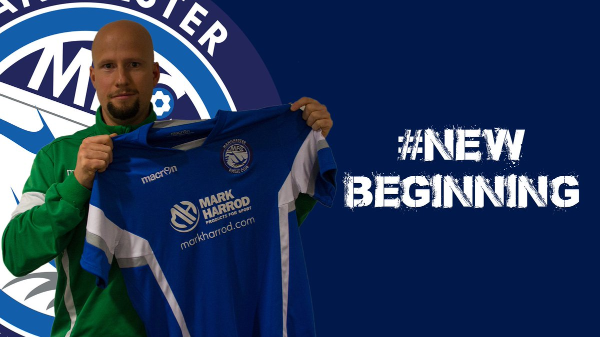 Manchester Futsal Club are delighted to confirm Sergi Saldana as our new Head Coach  #NewBeginning    https://www. manchesterfutsal.com/blog/post.php? s=2017-06-19-manchester-appoint-spanish-head-coach &nbsp; … <br>http://pic.twitter.com/sItKPFFYwr