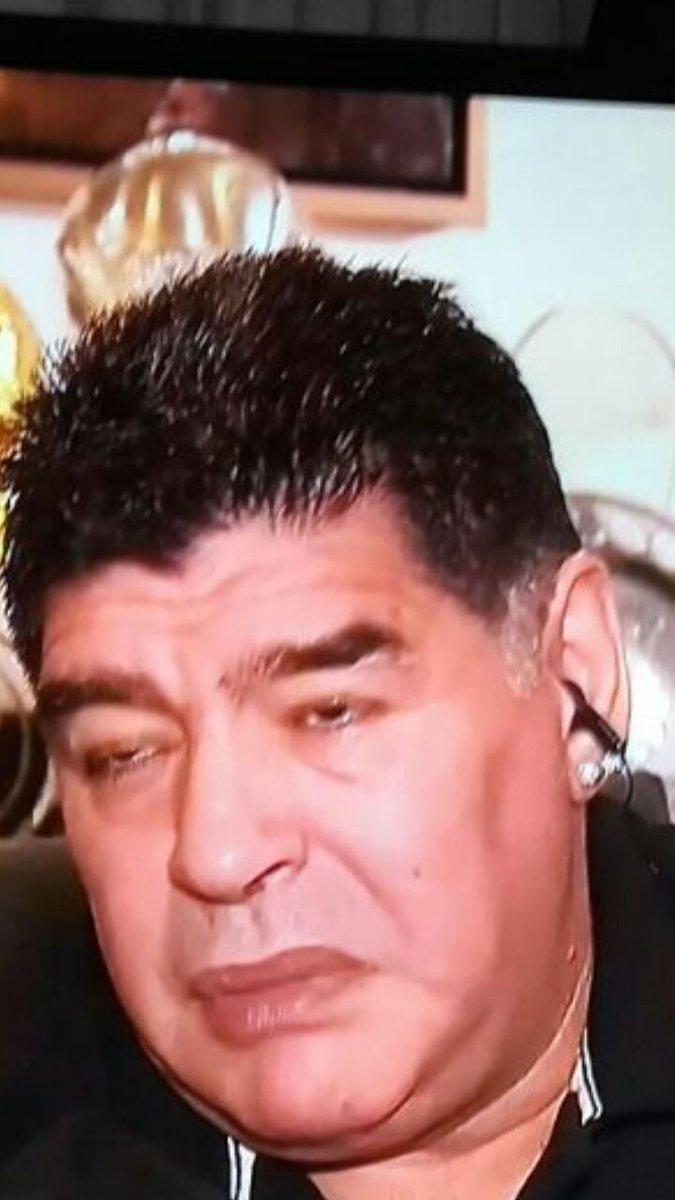 Estudio Futbol: Charla con Maradona completo