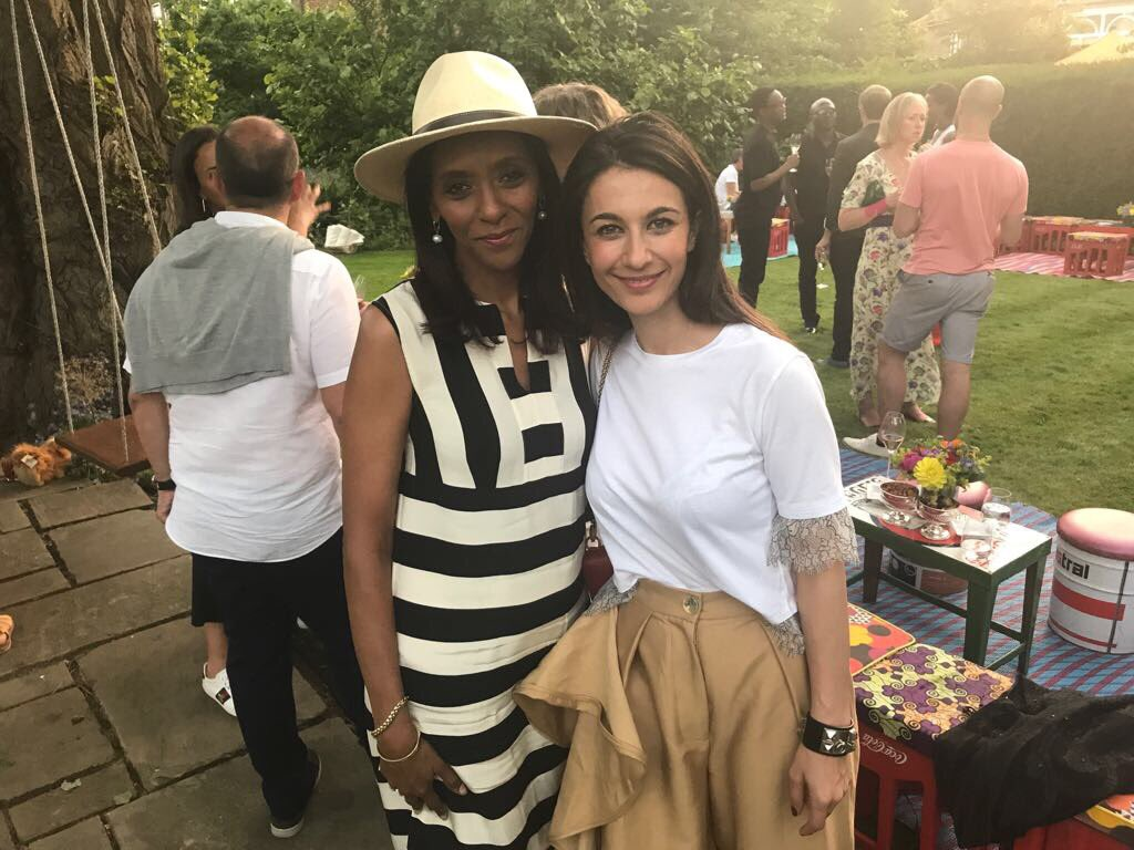 Zeinab Badawi On Twitter Saw Bbcyaldahakim On Saturday Night Well Known For Her Work On Bbcworld She Was There With Her Husband Sorry To Disappoint Guys Https T Co 39chlzypvs