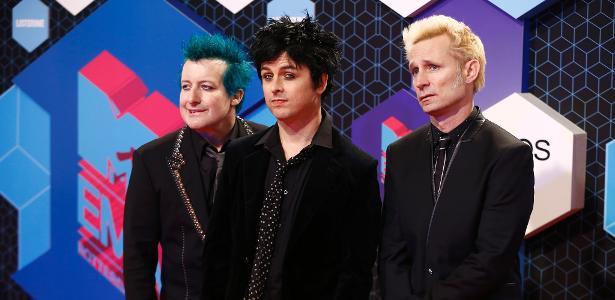 Volta após sete anos: Green Day confirma quatro shows no Brasil em novembro https://t.co/A7xenzdtwa